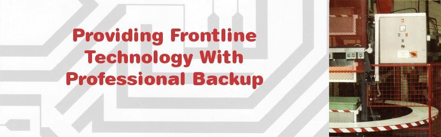 providing Frontline Technology With Professional Backup